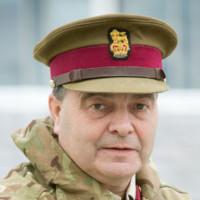 Photo of Brigadier Simpson