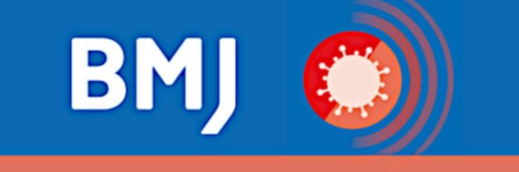 BMJ coronavirus resource logo
